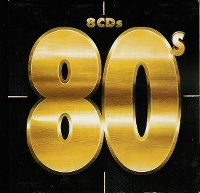 Cover  - 80s - 8CDs