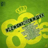 Cover  - 80's Dance Classix Top 100