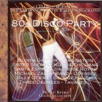 Cover  - 80s Disco Party