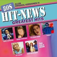 Cover  - 80s Hit-News - The Gold Edition