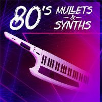 Cover  - 80's Mullets & Synths