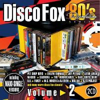 Cover  - 80's Revolution Series - Disco Fox Volume 2