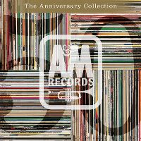Cover  - A&M 50 - The Anniversary Collection