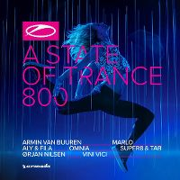 Cover  - A State Of Trance 800