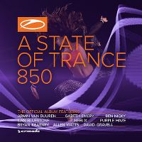 Cover  - A State Of Trance 850