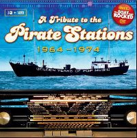 Cover  - A Tribute To The Pirate Stations 1964-1974