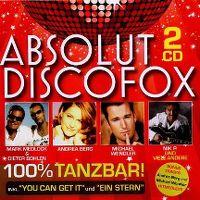 Cover  - Absolut Discofox