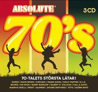 Cover  - Absolute 70's