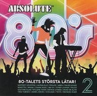 Cover  - Absolute 80's 2