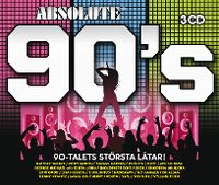Cover  - Absolute 90's