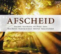Cover  - Afscheid