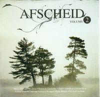 Cover  - Afscheid volume 2