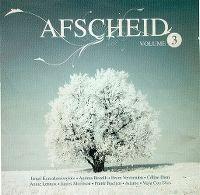 Cover  - Afscheid volume 3