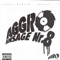 Cover  - Aggro Ansage Nr. 8