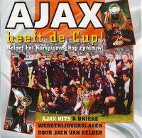 Cover  - Ajax Heeft De Cup!