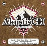 Cover  - AkustisCH - Charthits ohni Strom