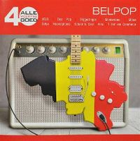 Cover  - Alle 40 goed - Belpop