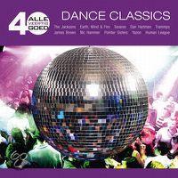 Cover  - Alle 40 goed - Dance Classics