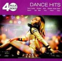 Cover  - Alle 40 goed - Dance Hits