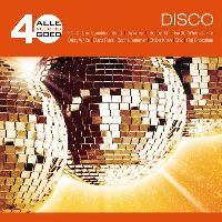 Cover  - Alle 40 goed - Disco