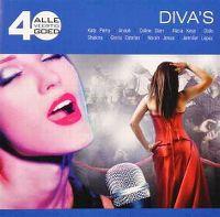 Cover  - Alle 40 goed - Diva's