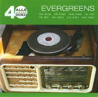 Cover  - Alle 40 goed - Evergreens
