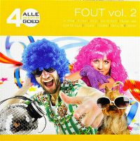 Cover  - Alle 40 goed - Fout vol. 2