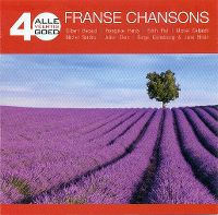 Cover  - Alle 40 goed - Franse chansons