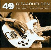 Cover  - Alle 40 goed - Gitaarhelden