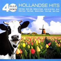 Cover  - Alle 40 goed - Hollandse hits
