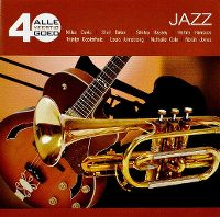 Cover  - Alle 40 goed - Jazz