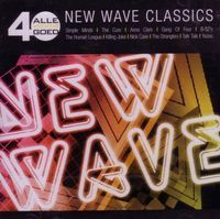 Cover  - Alle 40 goed - New Wave Classics
