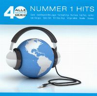 Cover  - Alle 40 goed - Nummer 1 hits