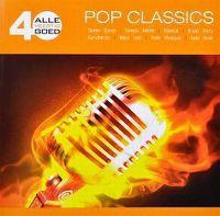 Cover  - Alle 40 goed - Pop Classics