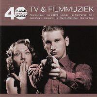 Cover  - Alle 40 goed - TV & Filmmuziek