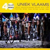 Cover  - Alle 40 goed - Uniek Vlaams