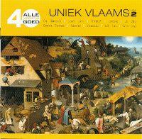 Cover  - Alle 40 goed - Uniek Vlaams vol. 2