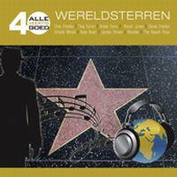 Cover  - Alle 40 goed - Wereldsterren