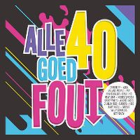 Cover  - Alle 40 goed fout