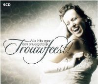 Cover  - Alle hits voor een onvergetelijk trouwfeest!