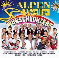 Cover  - Alpen Welle - Wunschkonzert