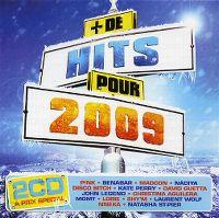 Cover  - + de hits pour 2009
