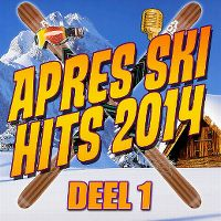 Cover  - Apres Ski Hits 2014 Deel 1