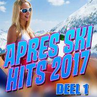 Cover  - Apres Ski Hits 2017 Deel 1