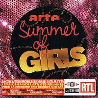 Cover  - Arte Summer Of Girls