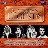 Cover  - Australian Legends