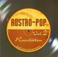 Cover  - Austro-Pop Raritäten Vol. 2