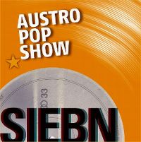 Cover  - Austro Pop Show Siebn