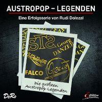 Cover  - Austropop-Legenden - Die größten Austropop-Legenden