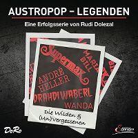 Cover  - Austropop-Legenden - Die Wilden & (Un)vergessenen